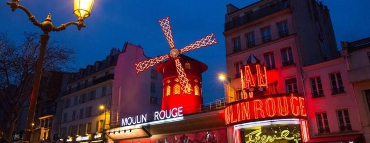 Visite du Moulin Rouge