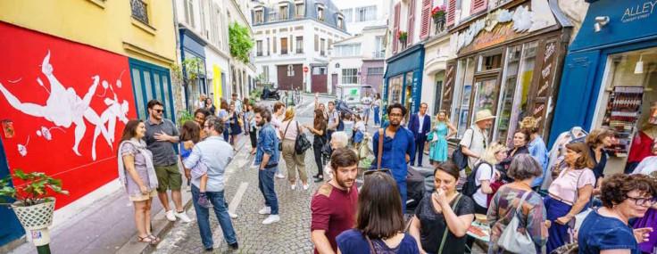 Couleurs et gourmandises – par Montmartre-Addict