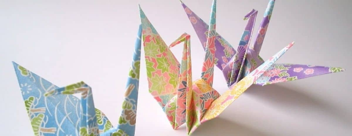 Cours d'origami