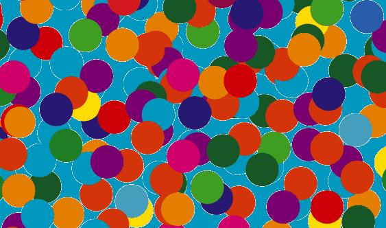 spots couleur