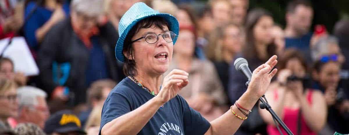 Françoise Albin – Professeure de chant – Ecole Houdon