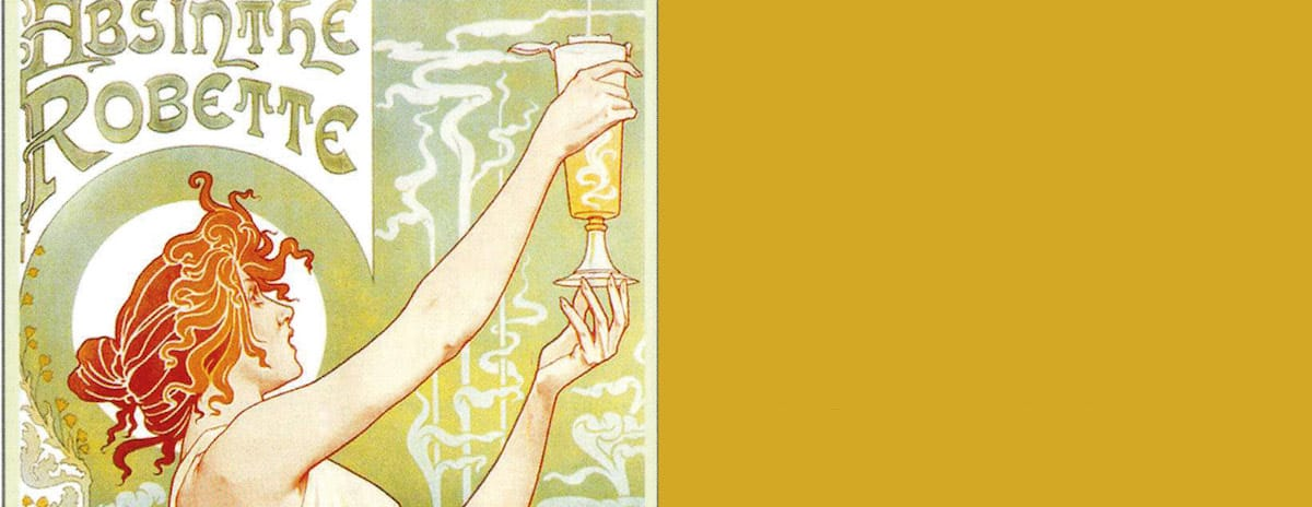 Atelier dégustation d'absinthe