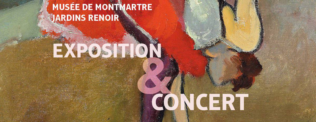 Concert pour l'ouverture de l'exposition Collection Weisman & Michel