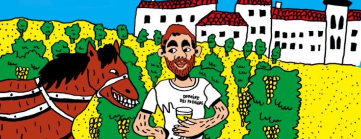 Présentation de la Cuvée Goutte d'Or Vin nature, vin du futur !