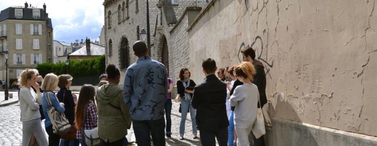 Ciné-balade au cimetière Montmartre